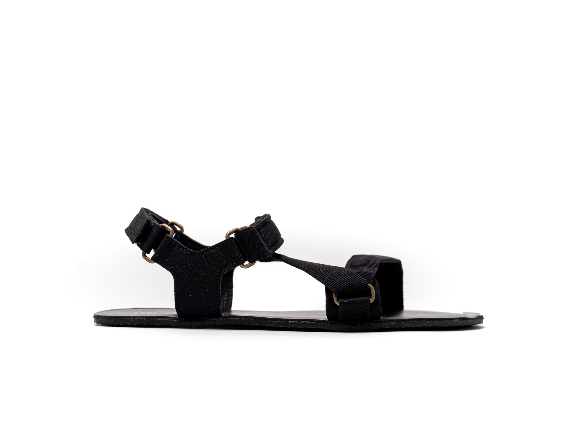 Barefoot sand�le Be Lenka Flexi - Black 38