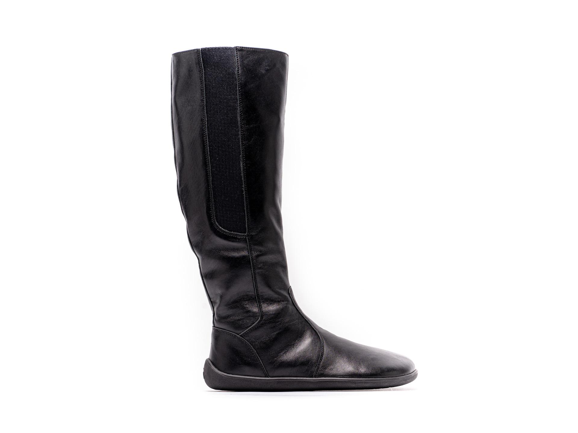 Barefoot čižmy Be Lenka Sierra – Black 36