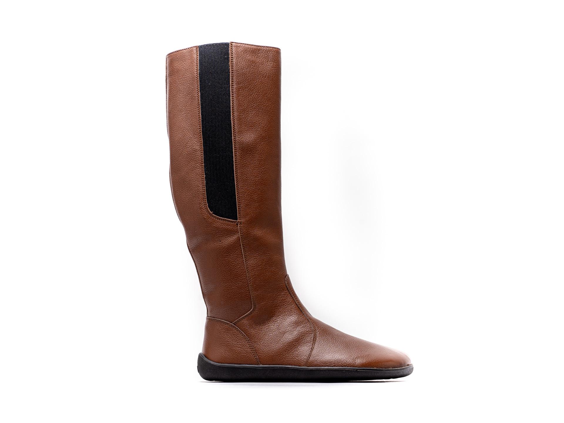 Barefoot čižmy Be Lenka Sierra – Brown 37